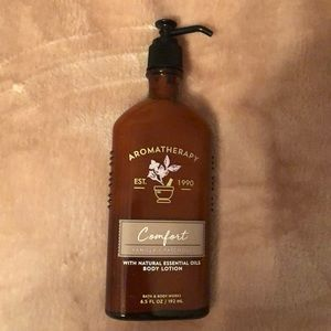 Bath and Body Works Aromatherapy Comfort lotion